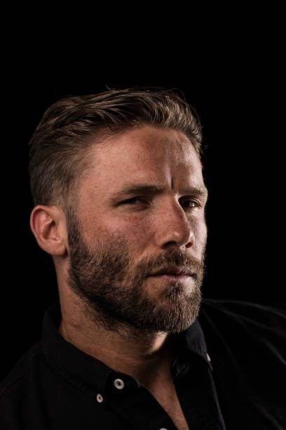 Closeup Casual Portrait Of New England Patriots Wide Receiver Julian Edelman  Posing During Photo Shoot At