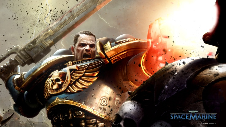 1000 images about gaming art 20 g on pinterest forgotten realms space marine and fantasy girl - Titus wallpaper ...