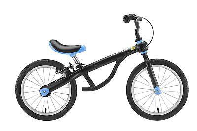 "KUNDO SmartTrail Hybrid 16"" Balance Bicycle convert to Kids Bike 2 in 1 Blue"