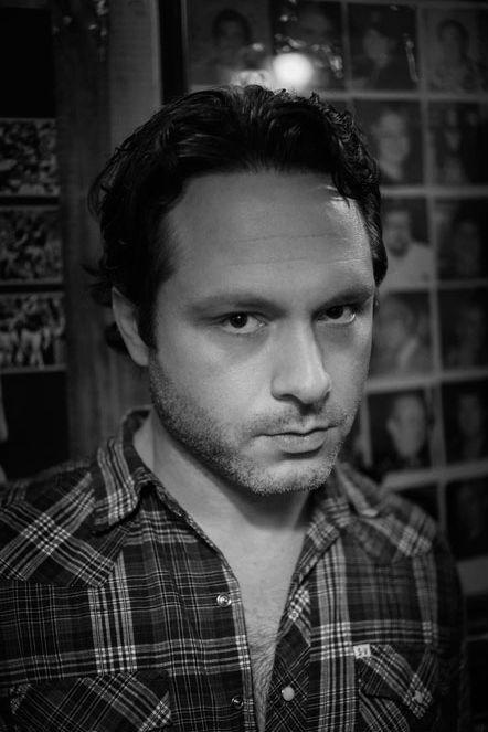 Nic Pizzolatto - Photo: Kurt Iswarienko #TrueDetective #HBO #TLM09