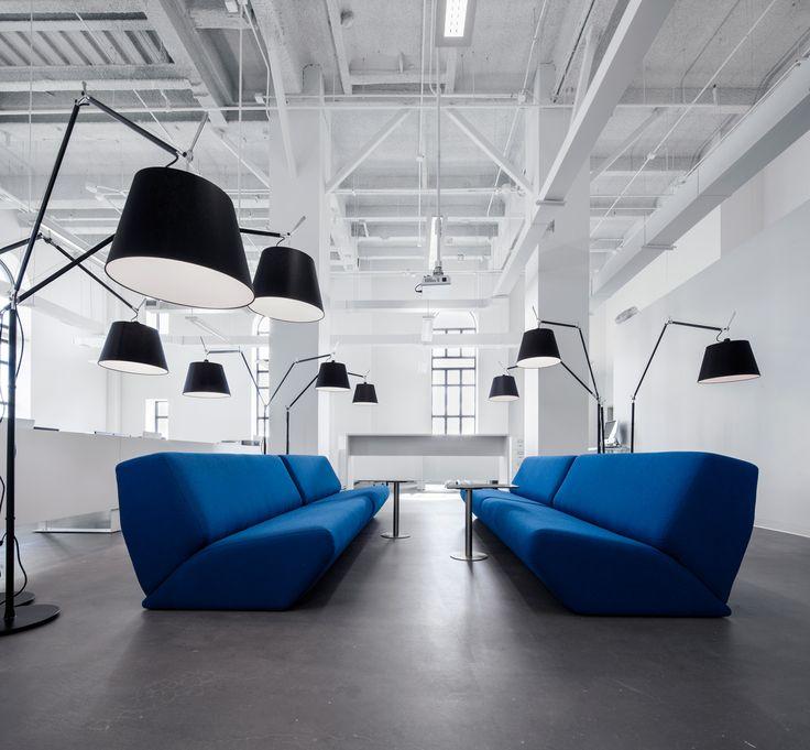 Blue Communication By Anne Sophie Goneau Design