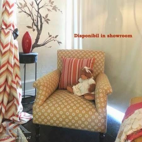Camera celor mici poate avea un fotoliu vesel, conforttabil si perfect pentru a urmari desenele preferate de la tv!