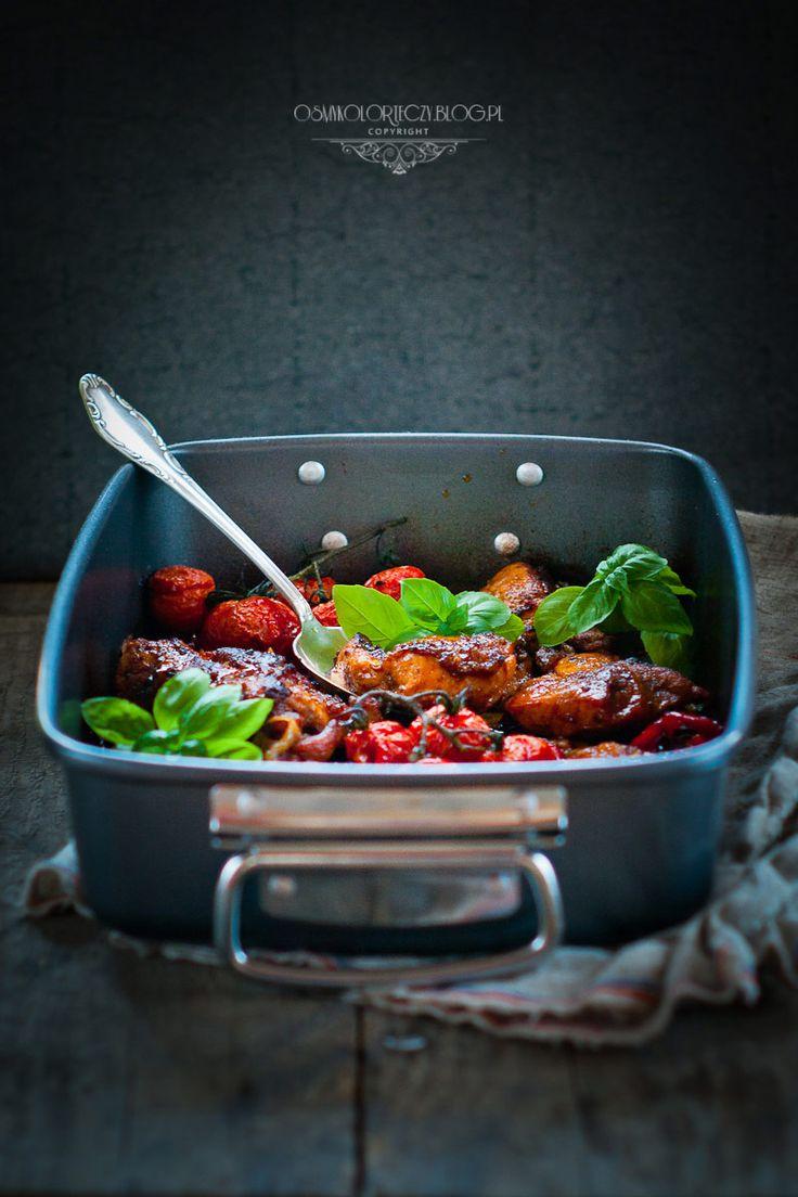 Italian style pork.