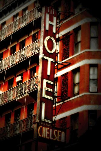 Hotels Nyc, Hotels Chelsea, Chelsea Hotels That, Infamous Chelsea