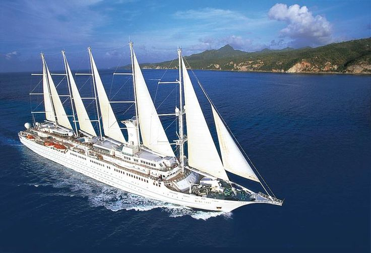 Windstar  This Cruise Line Has A Fleet Of Three Tall