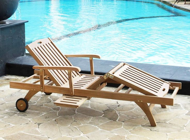 Teak Outdoor Furniture Care: Some Tips To Consider