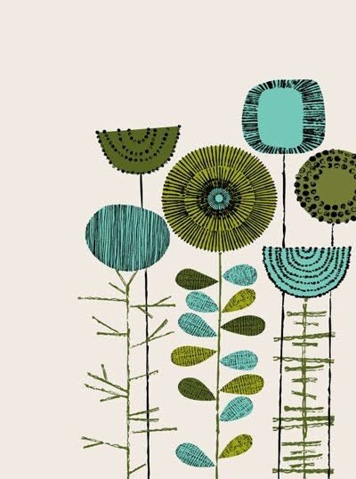 Cool: Embroidery Flowers, Pattern, Illustration, Art, Flowers Placement, Design, Placement Lime