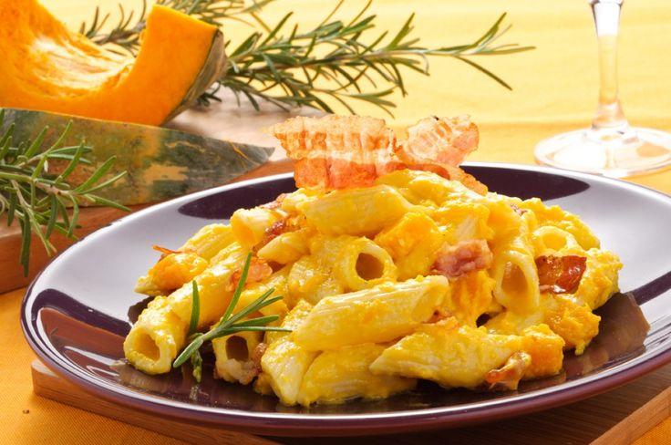 Тыквенный соус для макарон и спагетти
