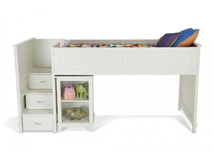 Chadwick Junior Loft Bed | Kids Furniture | Bob's Discount Furniture