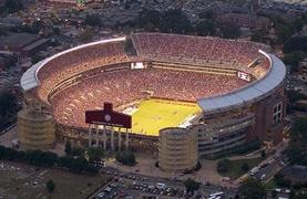 The fabulous Bryant-Denny Stadium in Tuscaloosa, AL.  Roll Tide!