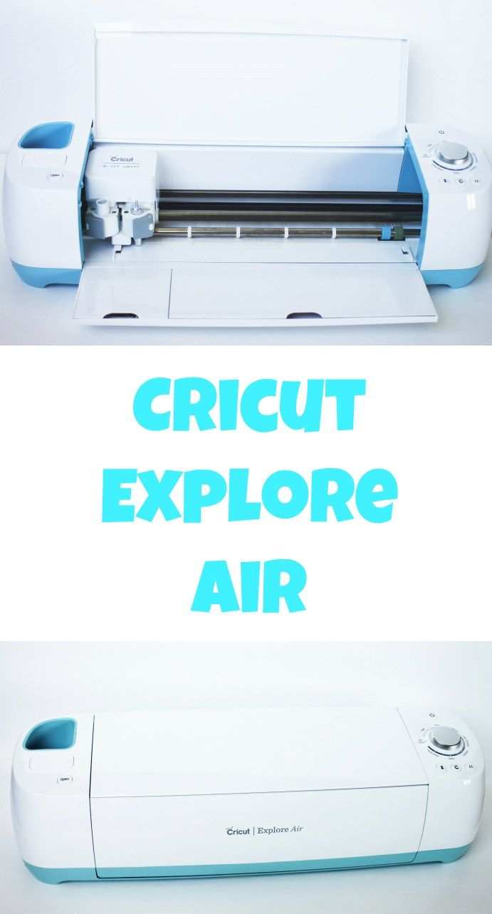Cricut Explore Air.  Tips and Tricks for beginners.