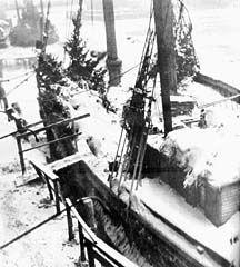 Schooner Rouse Simmons - Chicago's original Christmas Tree Ship