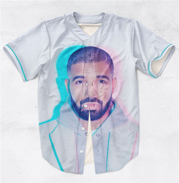 >> Click to Buy << 2 Styles Real AMERICAN USA Size Drizzy Drake x Ovo Crew x 6 God 3D Sublimation Print Custom made Baseball Jersey Plus Size #Affiliate