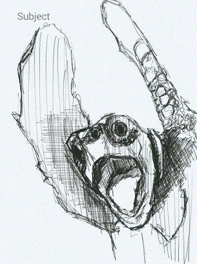 S - Note scribble