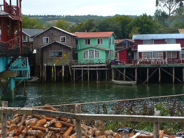 Isla Mechuque, Chiloé, Chile