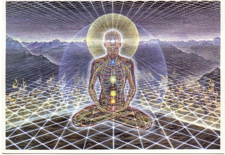 .Third Eye, Alex Grey, Health Benefits, Art, Alexgrey, Inner Peace, Meditation, Chakra, Alex O'Loughlin