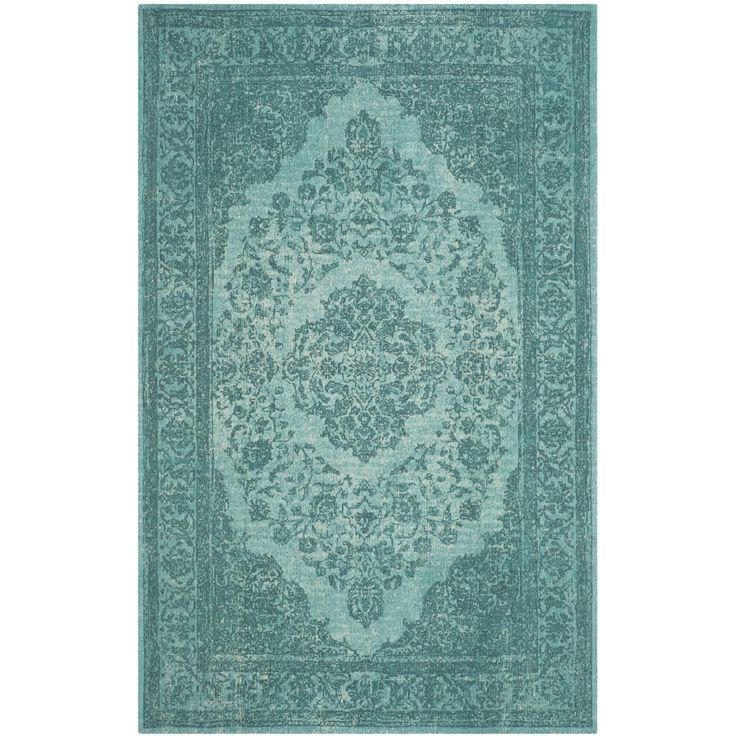 1000+ Ideas About Aqua Rug On Pinterest