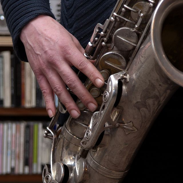Inspiratiepodium #7 Muziek Chris Corstens