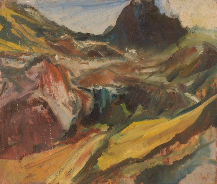1940s Paintings | Miles Richmond
