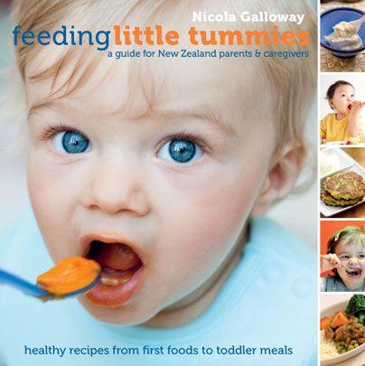 Feeding little tummies cover