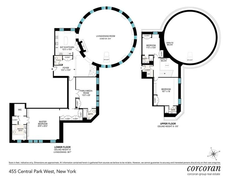 10 Elaborate Floor Plans from Pre-WWI NYC Apartments Apartments - fresh 37 blueprint apartments