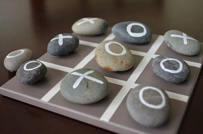 Sewing Barefoot: make your own tic tac toe!