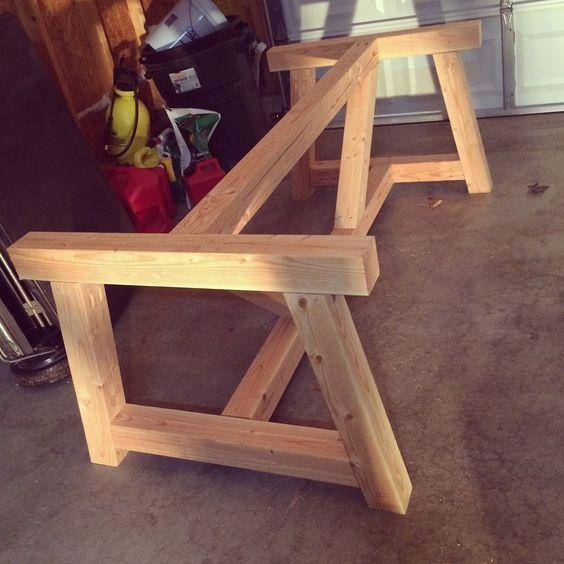 Home Ideas: Holy Cannoli! We Built a Farmhouse Dining Room Tab...