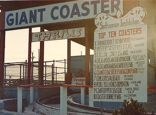 Paragon Park - Nantasket Beach, Hull, MA | Things I like ...
