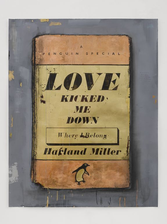 Penguin Book Cover Wall Art : Best images about harland miller prints on pinterest