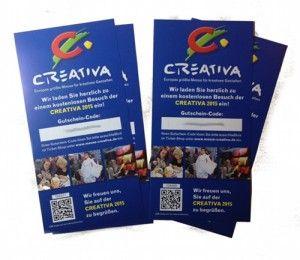 °bozontee verlost 2x2 tickets zur creativa dortmund!
