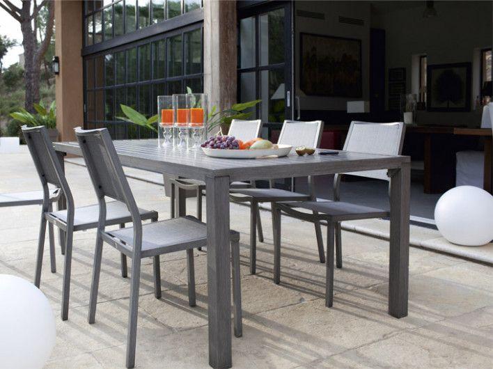Gamm Vert Salon De Jardin In 2020 Outdoor Furniture Sets Outdoor Furniture Outdoor Tables