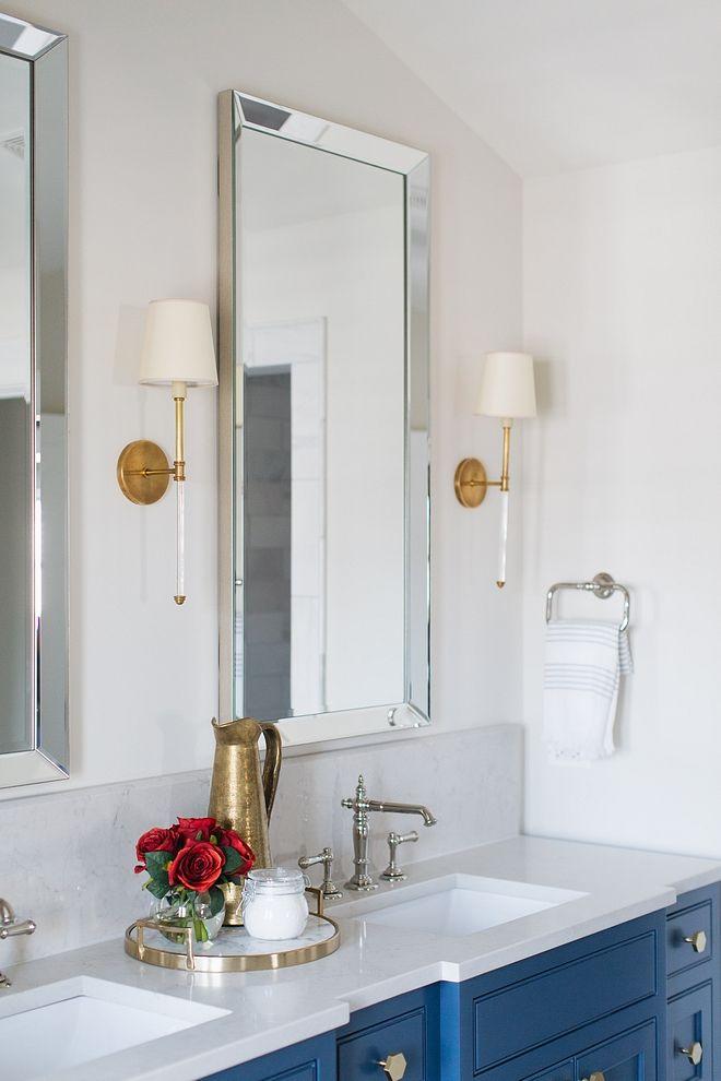 New Subdivision Home Design Ideas Brass Bathroom Sconce Bathroom Sconces Bathroom Sconce Lighting