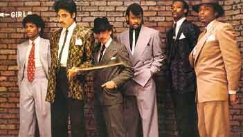 funk band The Time - once upon a funk...
