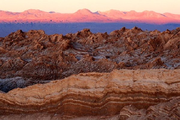 Atacama Desert - Chile-Most Fascinating Deserts