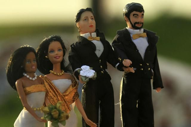Proxy weddings allow stand-ins to take vows in the place of the couple