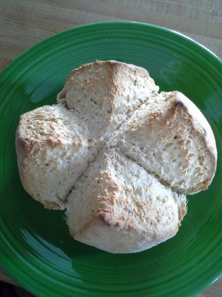 A recipe for St. Brigid Oaten Bread, in honor of my patron saint, St. Brigid of Ireland, and her feast day of Feb. 1http://goireland.about.com/od/irishrecipesyoumaytry/r/brigid_bread.htm
