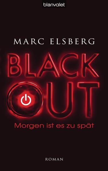 """Otto W #CybookReads """"ich lese Black out von Marc Elsberg"""""""