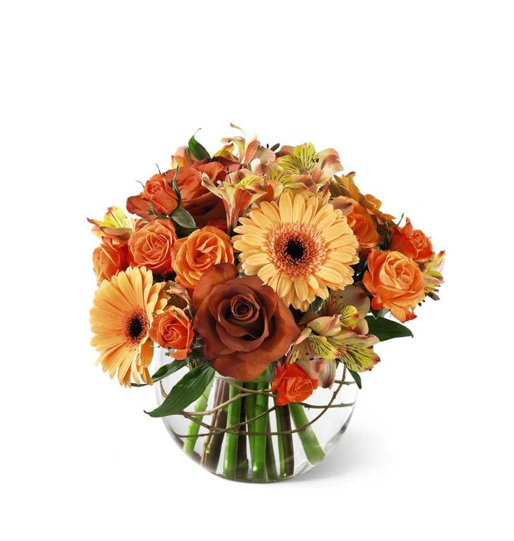 Autumn Flower Arrangements Grower Direct Fresh Cut