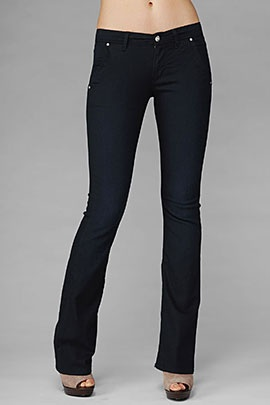 Most comfortable pants I have EVER worn! : Fit Bootcut,  Blue Jeans, Dresses Pants, Hot Pants,  Denim, Comfiest Pants, Dark Featherweight, Dark Colors, Slim Fit
