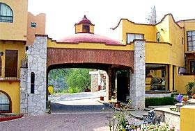 Villa De La Plata Hotel Y Club, Guanajuato, Guanajuato -  A 15 min del centro de Guanajuato.