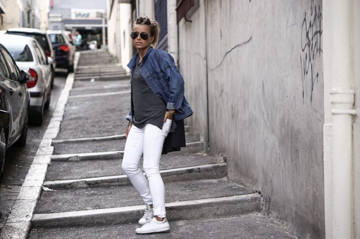 Camille / 8 octobre 2015| JEANS REPLAY HYPERFLEX || JEANS REPLAY HYPERFLEX | | NOHOLITA