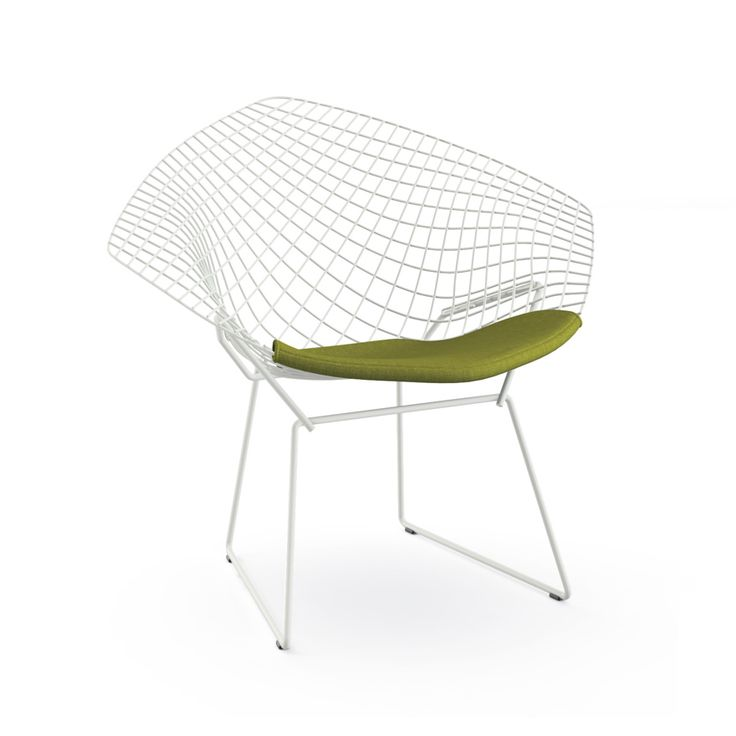 Schön Bertoia Diamond Chair From Knoll.com $1175 Designed By Harry Bertoia 1952
