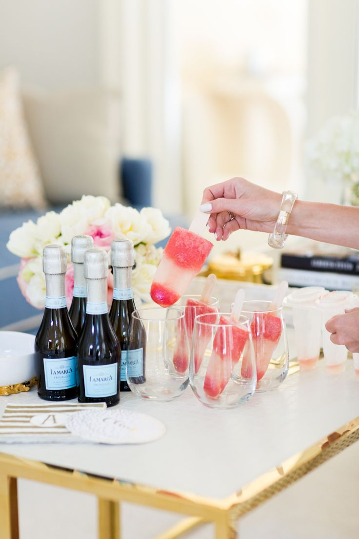 For my latest summer soiree, I had been searching for new and original ways to wow guests, so I partnered with Gilt City and La Marca Prosecco to create a totally cool {pun intended} take on a summer cocktail, a fruity Prosecco popsicle {to be consumed... READ MORE