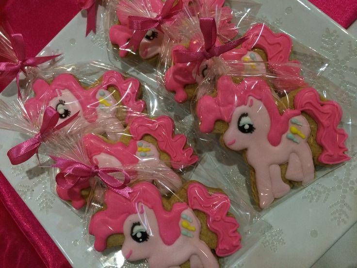 Cookies My Little Pony #desserttable #birthdayparty #kids #girls #cookies