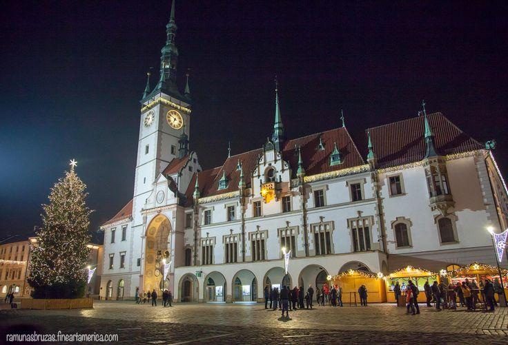 Olomouc city hall (Czech Republic). 2016.12.30