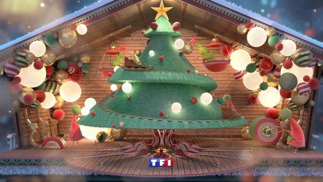 Christmas ROOF Studio Collaborates with NAKED to Conceptualize and Create Whimsical, Thoroughly Original Bumpers for France's TF1 Network.  Client : NAKED © - TF1 Directors / Creative Directors : ROOF Studio and NAKED Compagnie Executive Producer: NAKED Compagnie  ROOF Studio Production: Executive Producer: Crystal Campbell Creative Directors: Vinicius Costa and Guto Terni  Design: Vinicius Costa, Guto Terni, Fred Palacio, Plenty Modeling: Rayza Alvarez, Lincoln Horita, Ramon ...