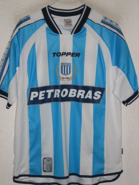 Racing Club Home football shirt 2003