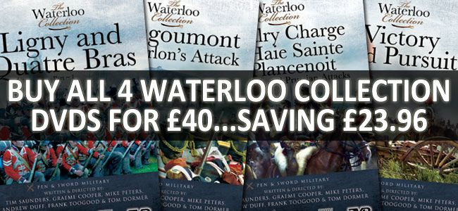 Buy the complete Waterloo DVD Collection for £40!