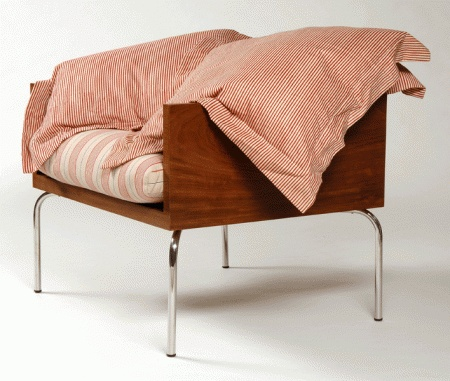 Isay Weinfeld armchair, by ETEL