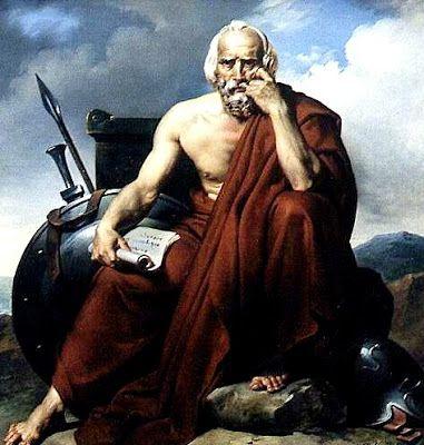 Mitologia Grega: Calcas, o adivinho que morreu de tanto rir